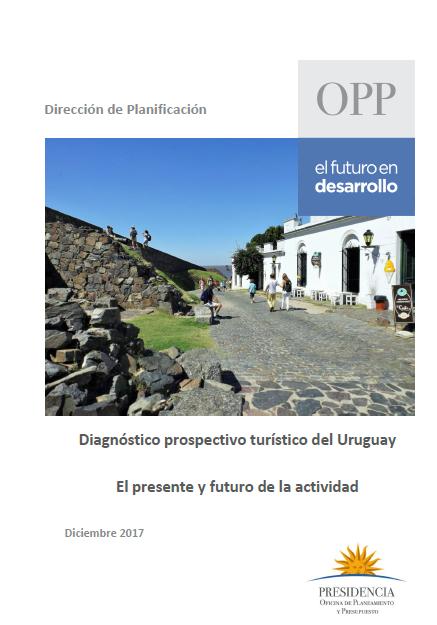 Informe diagnóstico prospectivo en Turismo
