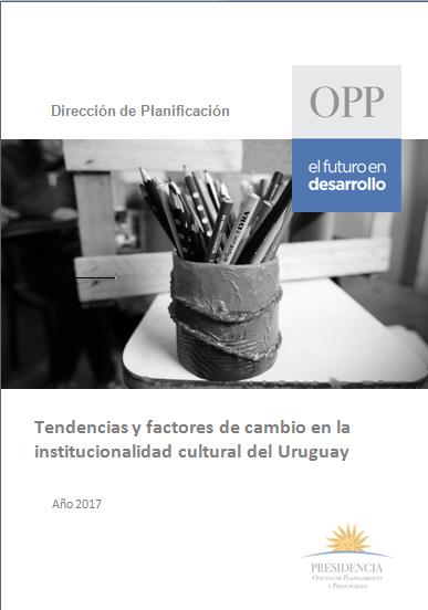 Informe sobre Institucionalidad cultural