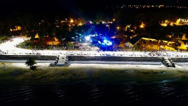 """Proyecto """"Parque Lineal de protección costera de San Gregorio del Polanco"""""""