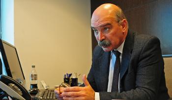 Pedro Apezteguía, director de Descentralización e Inversión Pública de OPP