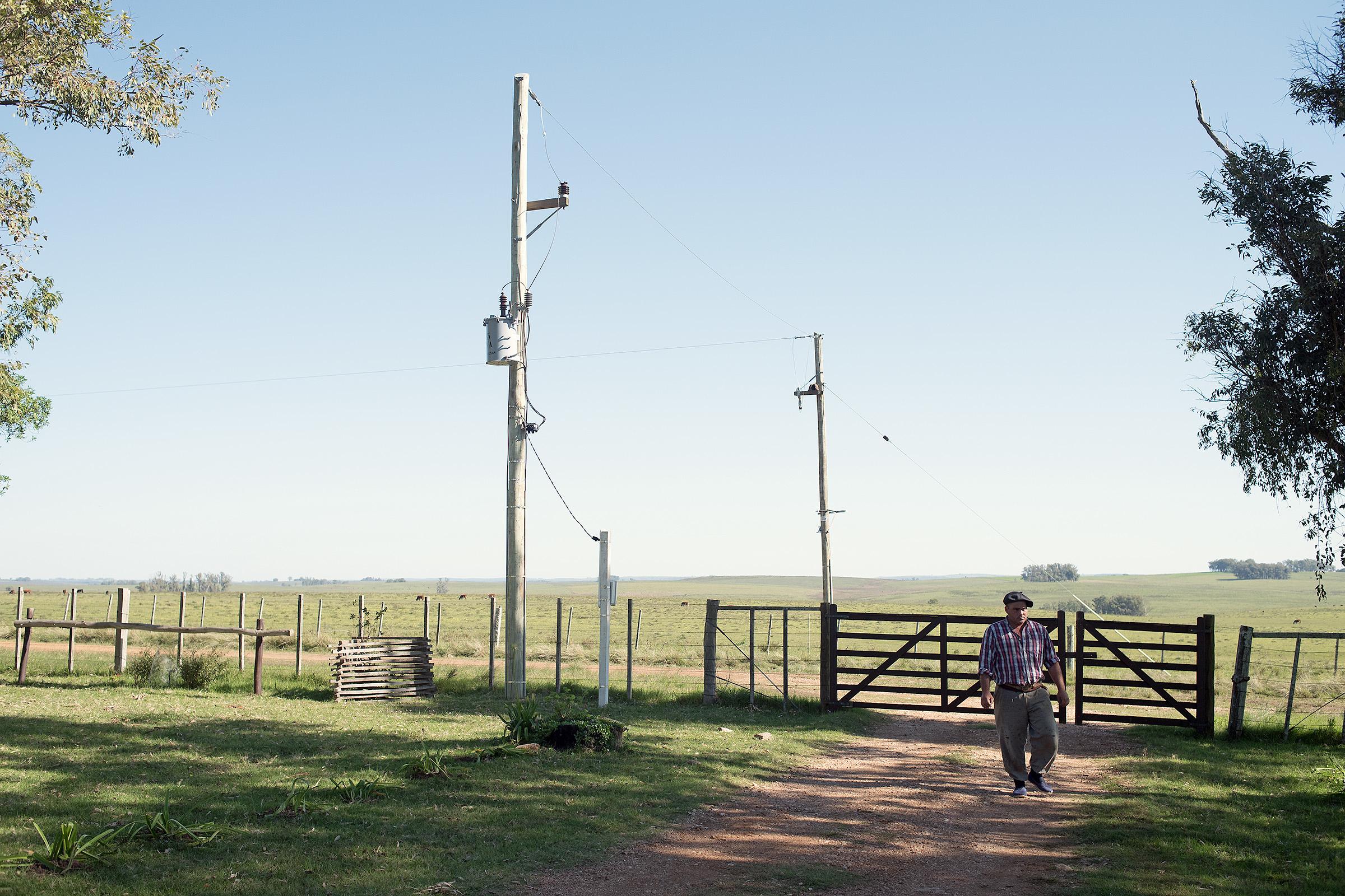 Electrificación Rural en Lavalleja