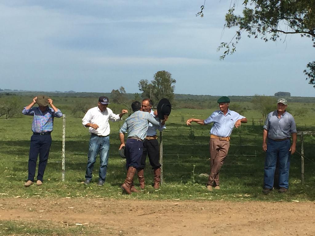 Vecinos del interior profundo de Tacuarembó que accederán a la energía eléctrica