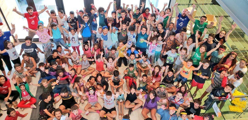 Niños y niñas de siete escuelas de verano de Río Negro se acercan a la robótica