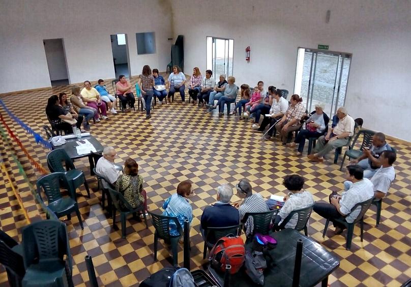 Reunión de Cosas de Pueblo en Blanquillo