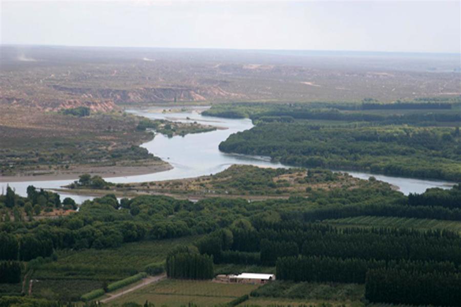 Cuenca del Río Negro
