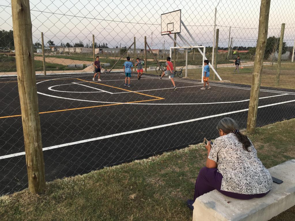 Nuevo espacio público en San Carlos