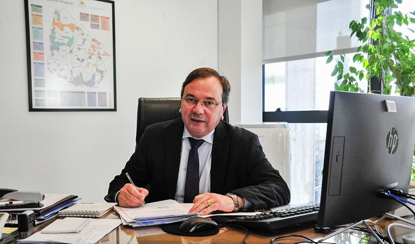Subdirector de OPP, José Luis Falero