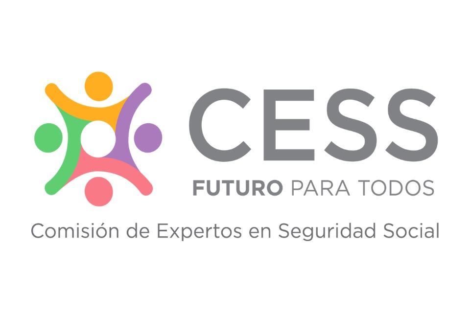 Logo Comisión de Expertos de Seguridad Social