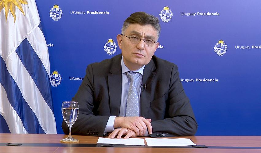 Director de OPP en foro de la ONU sobre ODS