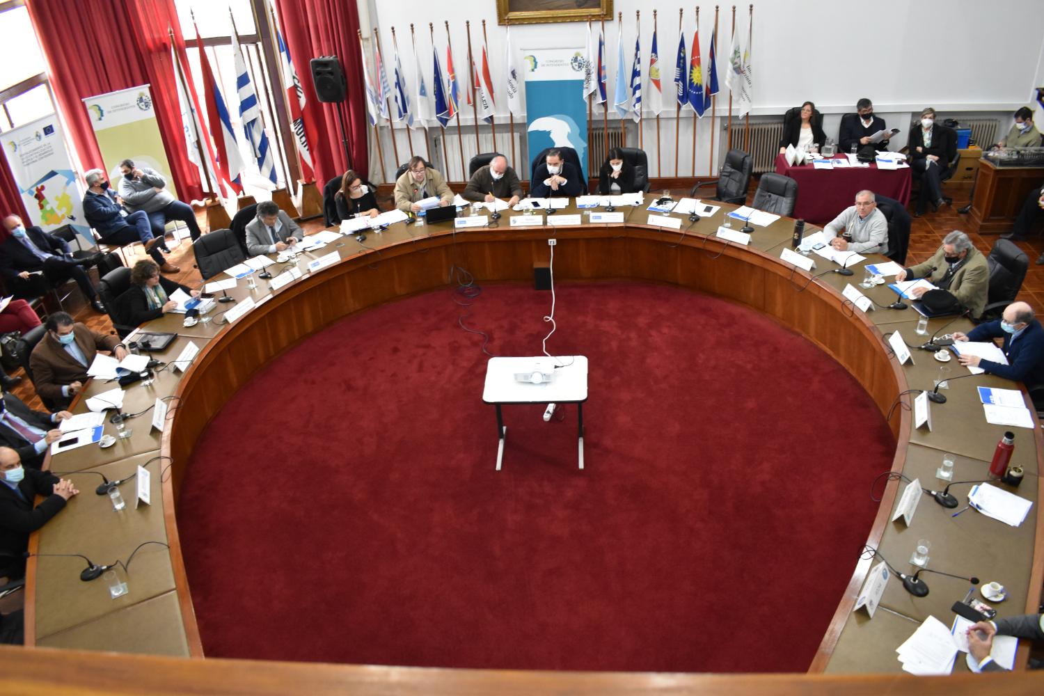 Comisión Sectorial de Descentralización Setiembre 2021
