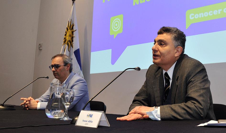 INE presentación nueva Encuesta Continua de Hogares (ECH)
