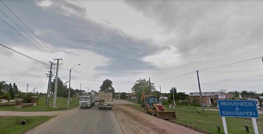 Corredor Vial Circuito 6