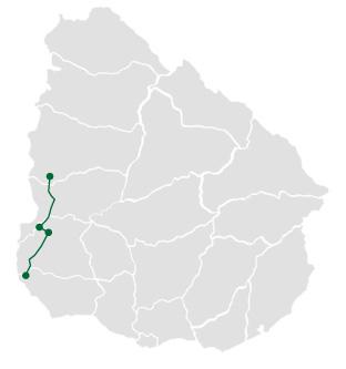 Corredor Vial Rutas 21 y 24